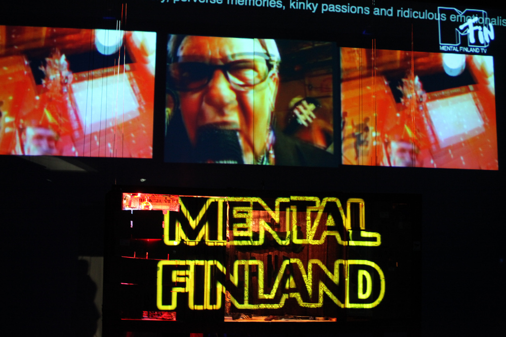 Mental finland
