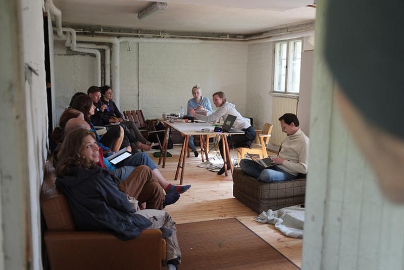 Standard decontamination workshop