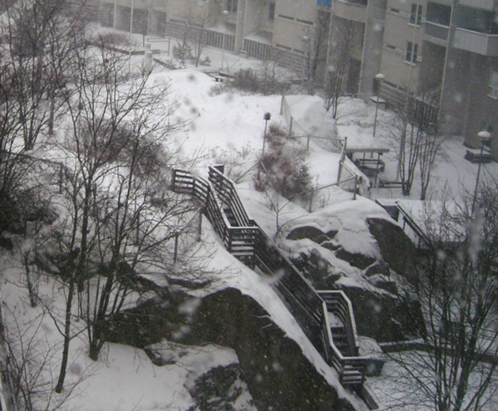 Standard helsinki snow