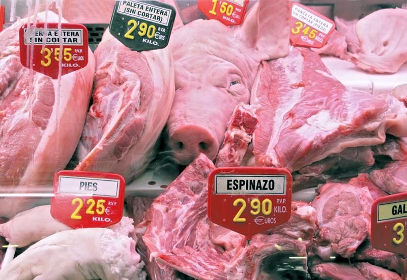 Standard pig head boqueria web