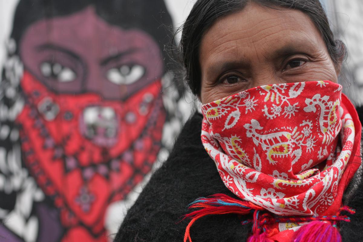 Twelvehundred mujer zapatista