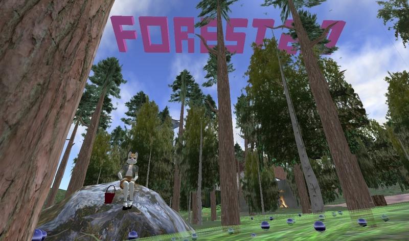 Standard secondforest screenshot