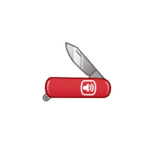 Standard puredyne knife