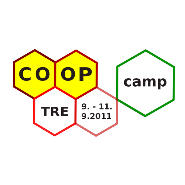 Standard coop camp logo square