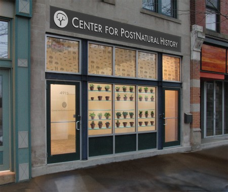 Center for postnatural history