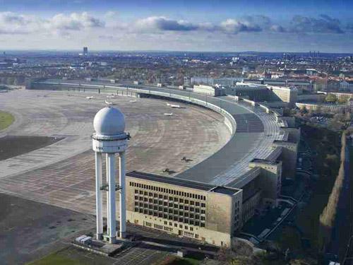 Flughafen berlin  tempelhof