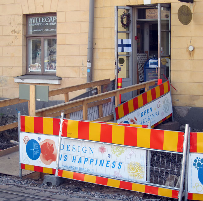Helsinki wdc happiness