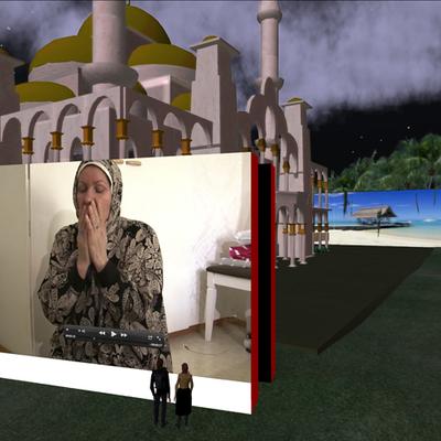 Box virtual war stillb