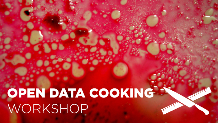 Open data cooking photo
