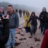 Thumb camp beach photo